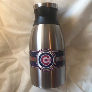 Chicago Cubs Stainless Steel Coffee Pot 68 oz.